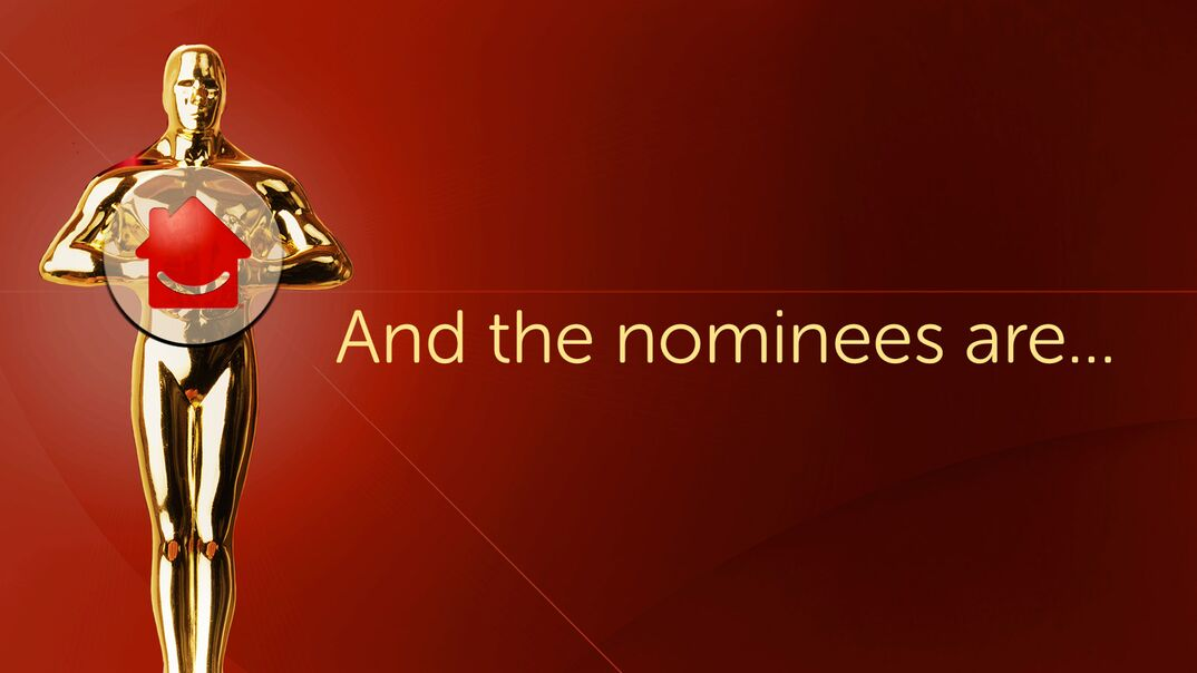 Oscars awards show graphics