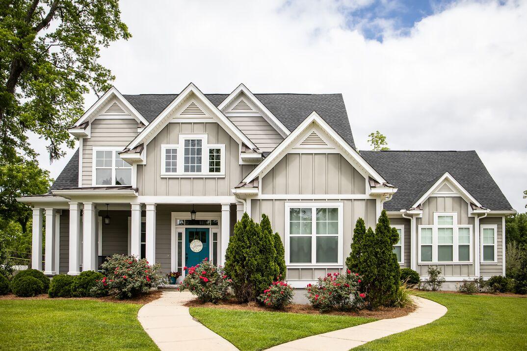 cottage style big house