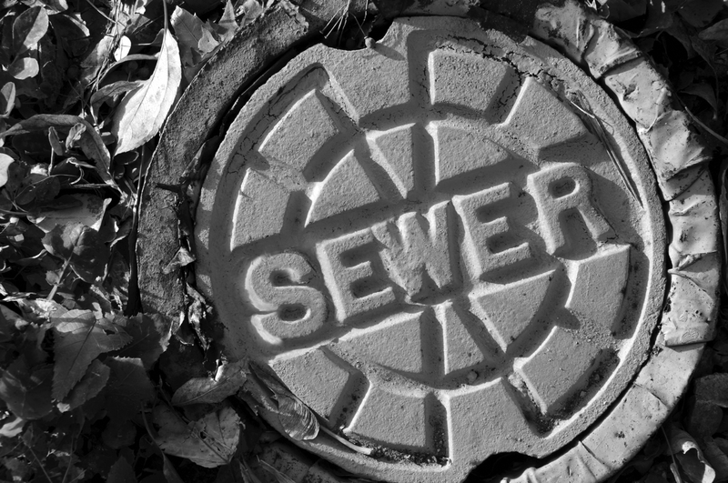 sewer line cover