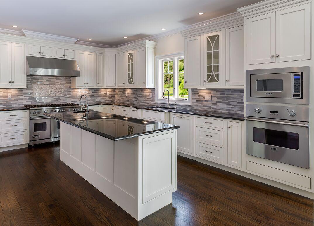 interior modern kitchen