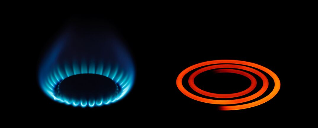 Gas and electric energy types