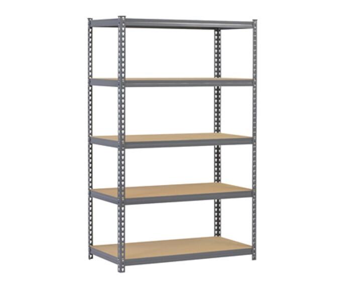 steel metal storage shelves