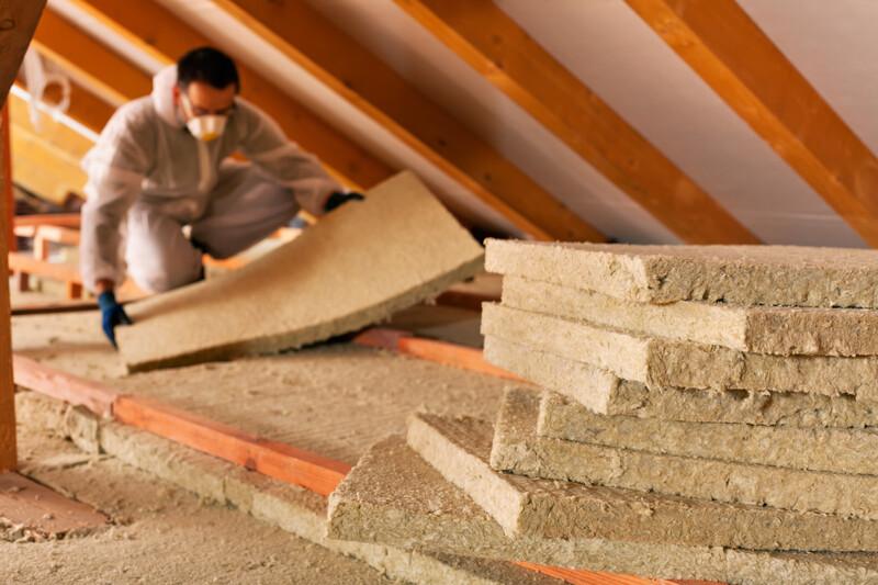 insulating an attic
