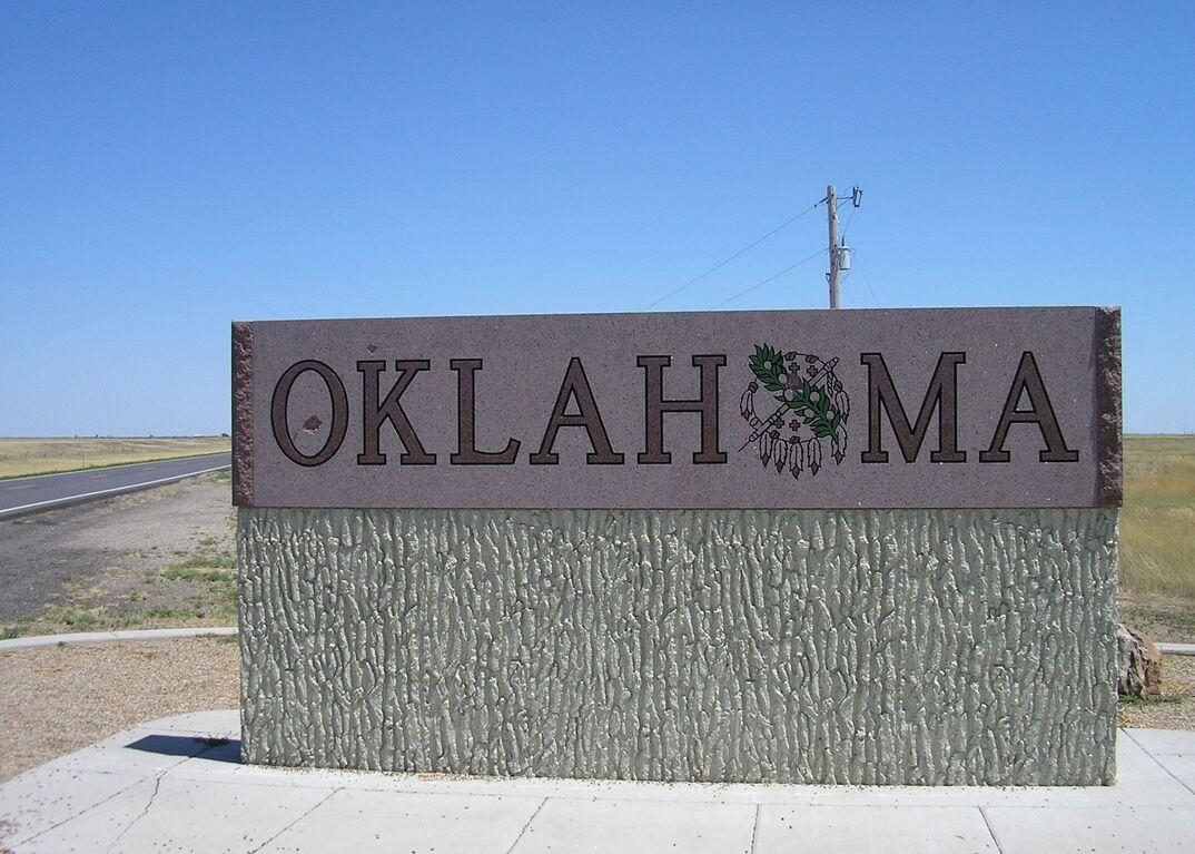 OklahomaSign